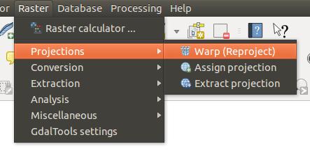GDAL Tools Plugin
